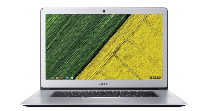 Acer Chromebook 15 - The best Cheap Laptops in 2019