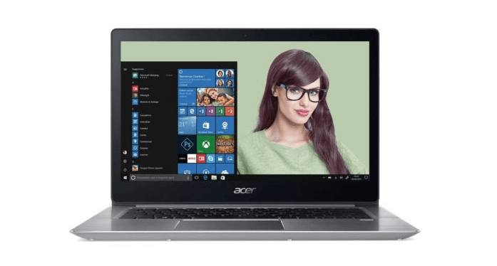 Acer Swift 3 - The best Cheap Laptops in 2019