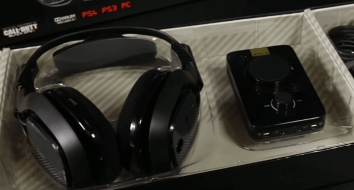 Astro A40 TR - the best high end