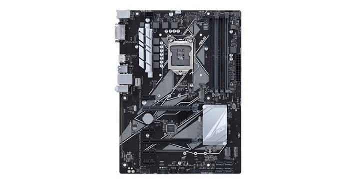 Asus Prime Z370-P - a card that has more than one trick in its bag