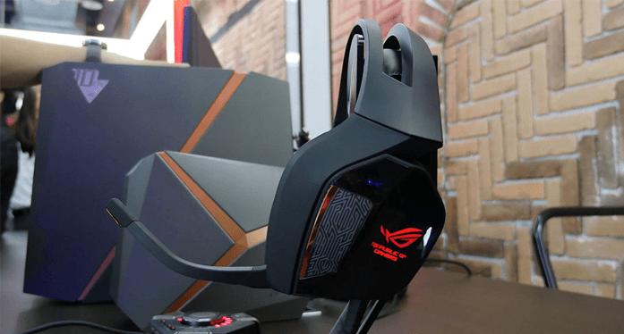 Asus ROG Centurion - Gaming headphone
