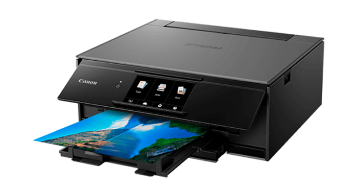 Canon PIXMA TS9150 - best Photo Printers 2019