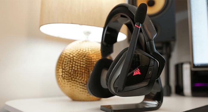 Corsair Void RGB - gaming headphone