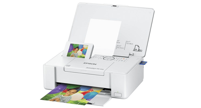 Epson PictureMate PM-400- The best Photo Printers 2019
