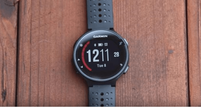 Garmin Forerunner 235 - the best high-end