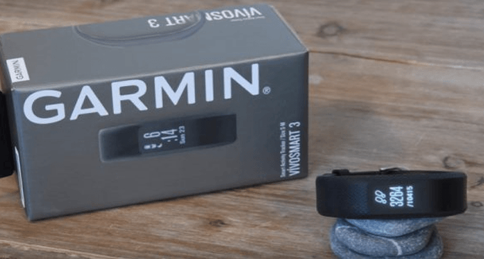 Garmin Vivosmart 3 - The Fitness Alternative