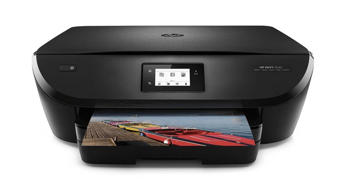 HP Envy 5545 All-in-One printer-best Photo Printers 2019