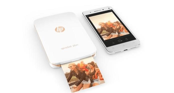 HP Sprocket Plus - Smartphone Printers 2019