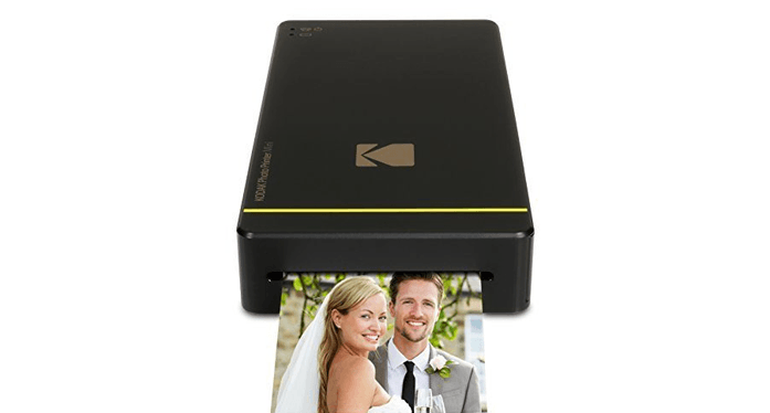 Kodak PM-210B - Best Smartphone Printers 2019