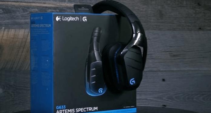 Logitech G633 - wired multiplatform, Logitech quality