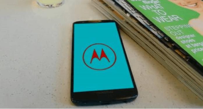 Motorola Moto G6 - Motorola quality at a low price
