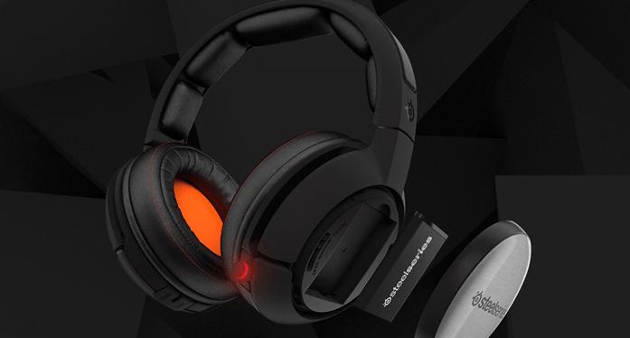 SteelSeries Siberia 840 - gaming headphone