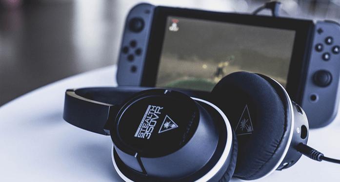Turtle Beach 350 Stealth VR - gaming headphone