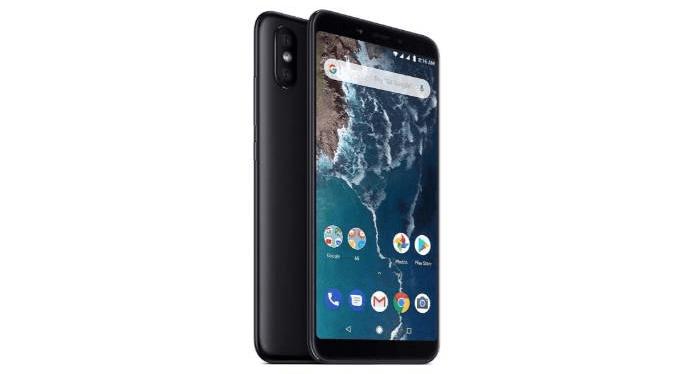 Xiaomi Mi A2 - photos above the average