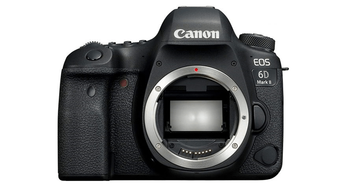 Canon EOS 6D II - best digital camera 2019
