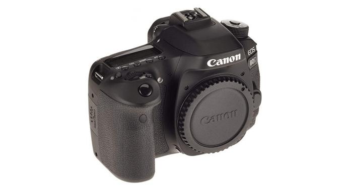 Canon EOS 80D - best digital camera 2019