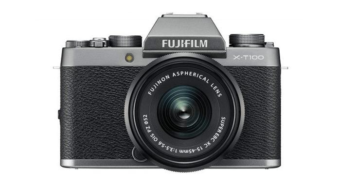Fujifilm X-T100 - best digital camera 2019