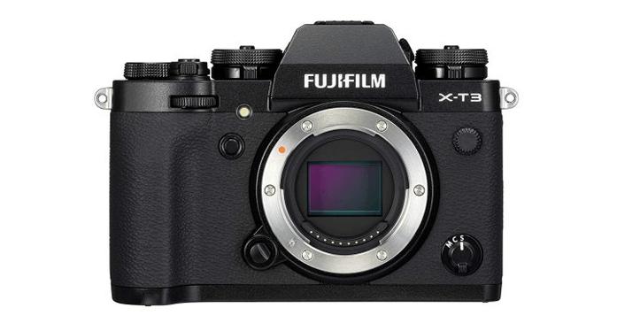 Fujifilm X-T3 - best digital camera 2019