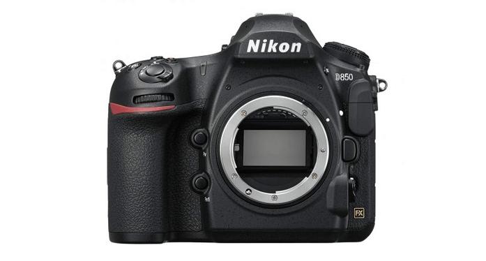 Nikon D850 - best digital camera 2019