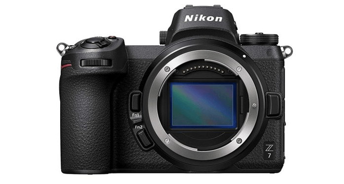 Nikon Z7 - best digital camera 2019
