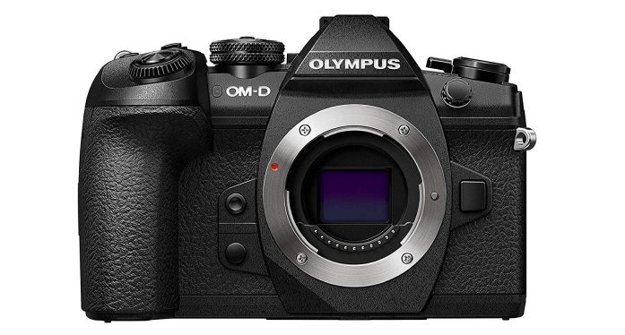 Olympus OM-D E-M1 Mark II - best cameras for professionals