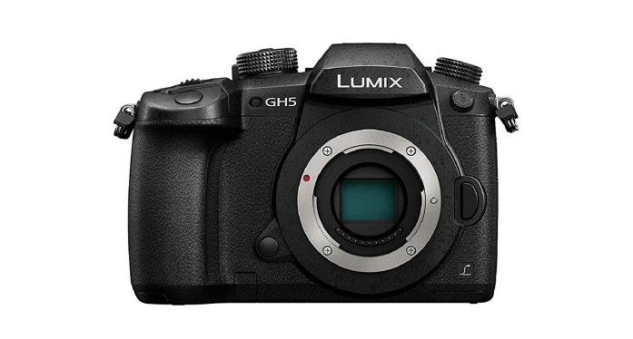 Panasonic Lumix GH5 - best cameras for professionals