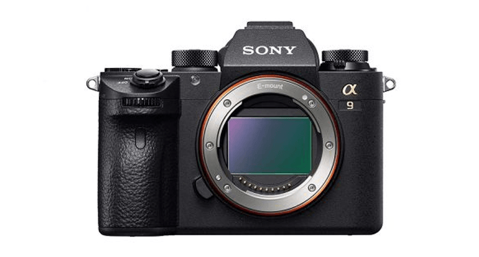 Sony A9 - best cameras for professionals