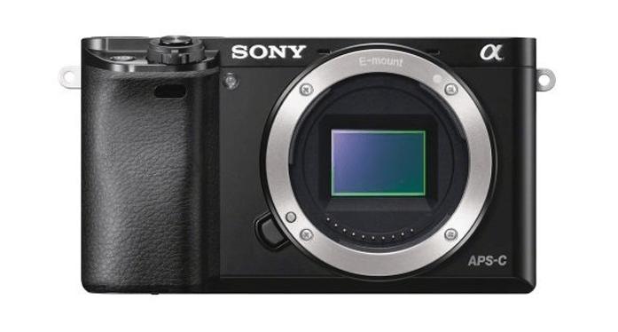Sony Alpha 6000 - best digital camera 2019