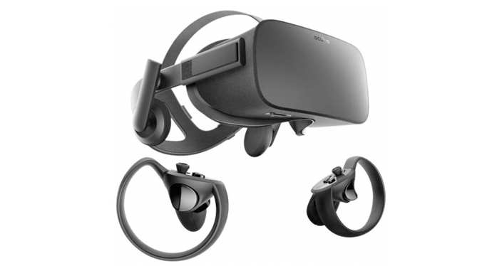 Oculus Rift - the best vr headset for PC