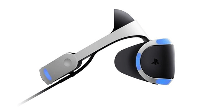 PlayStation VR - the best vr headset for consoles