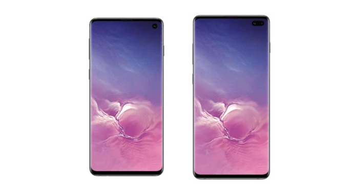 Samsung Galaxy S10 - S10 Plus