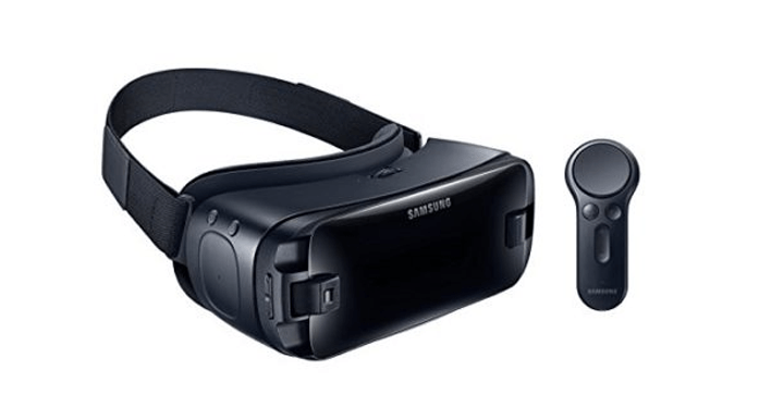 Samsung Gear VR - best vr headset for mobile