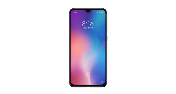 Xiaomi Mi 9- power of Snapdragon 855