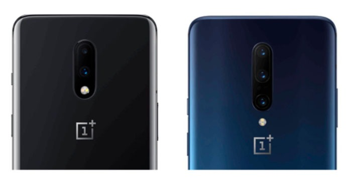Double or triple camera-OnePlus 7