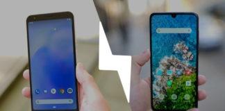 Google Pixel 3a XL vs Xiaomi Mi 9