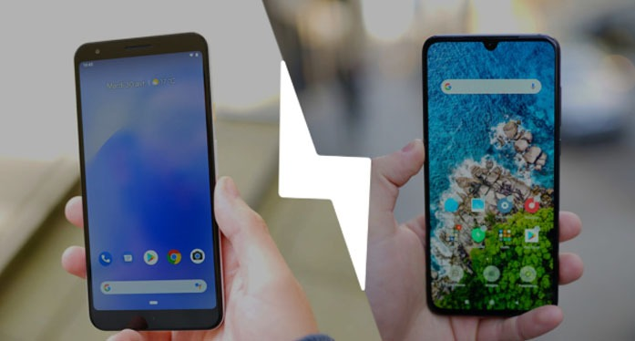 Google Pixel 3a XL vs Xiaomi Mi 9: Which is the best smartphone?