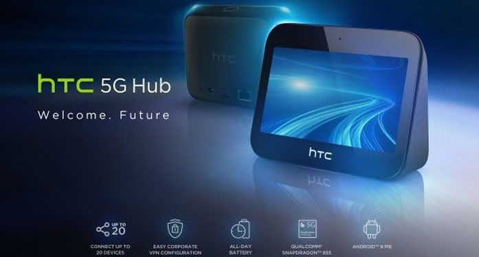 HTC's 5G Hub to stream Virtual Reality gets closer