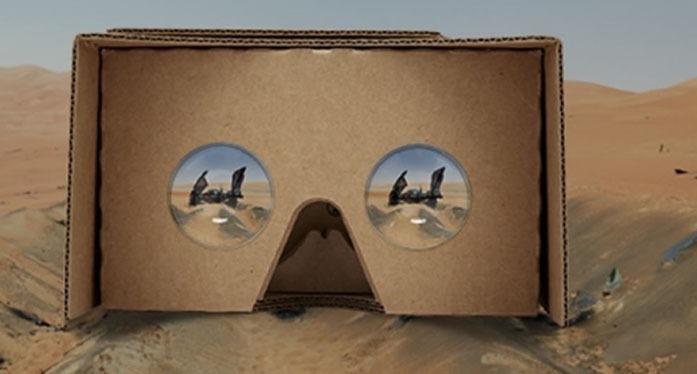 Nintendo Labo VR Kit VS Google Cardboard