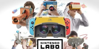 Nintendo Labo VR Kit - test and review