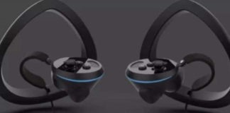 Pimax 8K VR headphones unveils its Sword controller