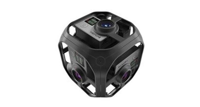 Omni 360, GoPro know-how