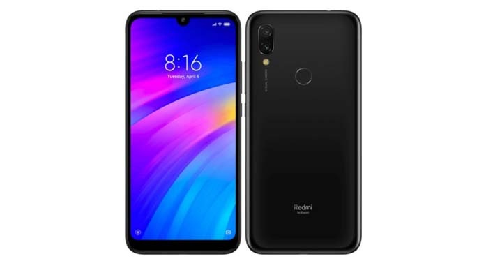 Xiaomi Redmi 7-an ideal alternative for small grants