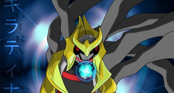 what are the attacks of Giratina original form