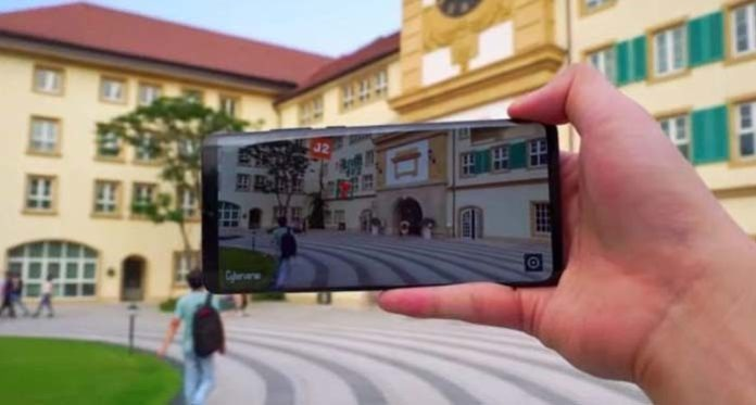 Huawei Unveils Cyberverse