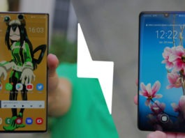 Samsung Galaxy Note 10 Plus vs Huawei P30 Pro