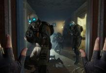 Half-Life Alyx VR